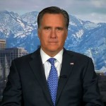 "Former Republican presidential nominee Mitt Romney will speak Thursday on ""the state of the 2016 presidential race,"" he said in a press release. File-Former Presidential Candidate Mitt Romney talks with CNN's Wolf Blitzer Wednesday, February 5, 2014."